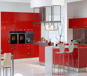 Dise os koldo cocinas - Cocinas con colores vivos ...
